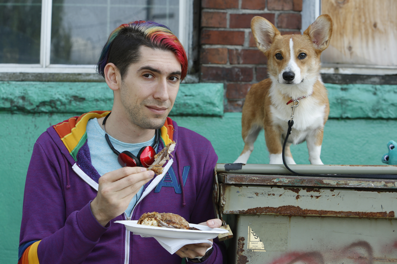 Max Landis  and Bentley