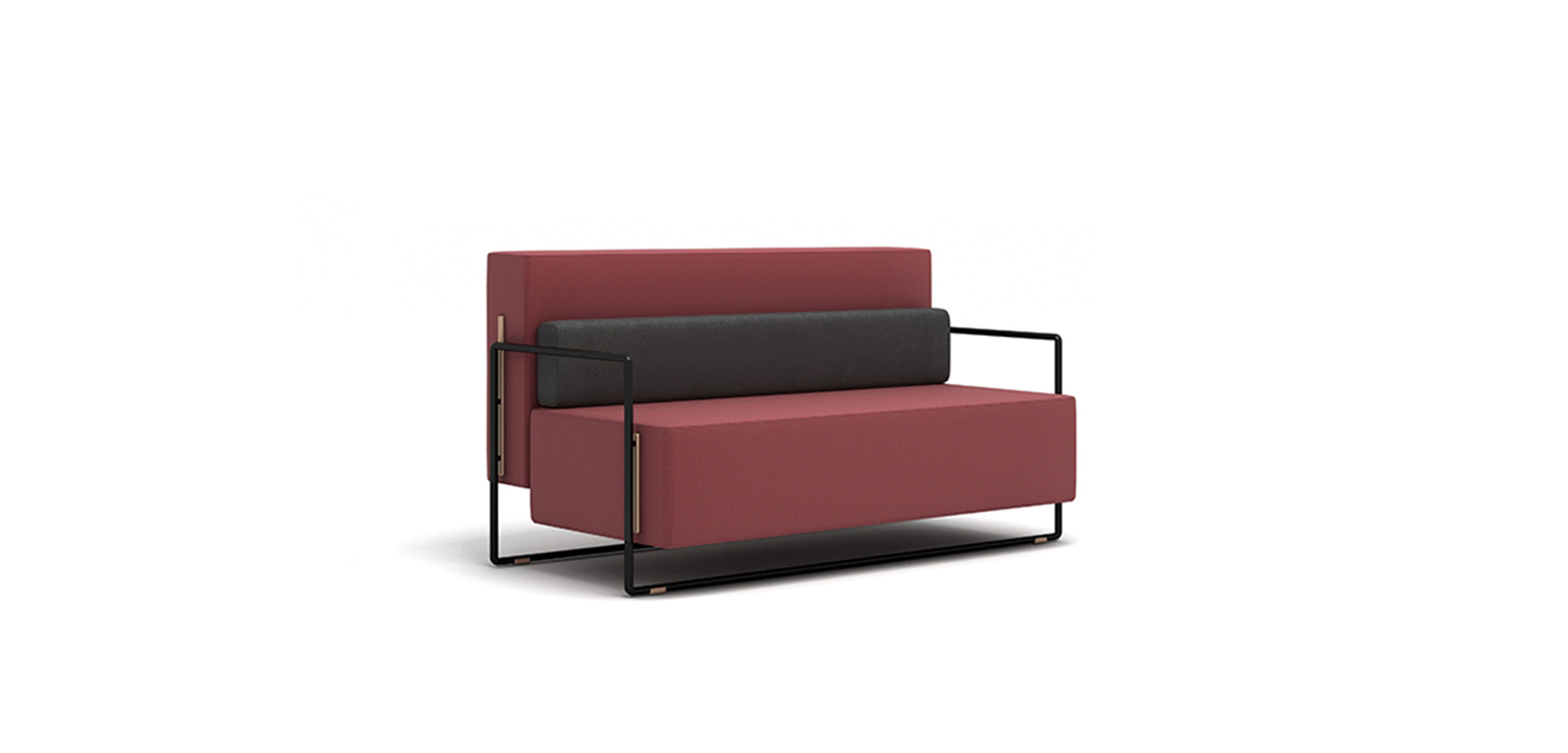 SUIT SOFA BRAND:  FRANK CHOU  WEB:  www.frankchou.com Suit Sofa has more possibilities of function compared with the original single version. The geometry sense make it have stronger visual sense.