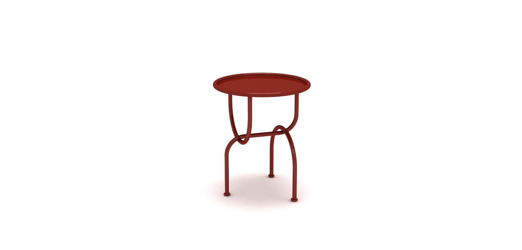 WIST SIDE TABLE BRAND:  HC28 COSMOPOLITAN  WEB:   www.hc28.com.cn/cosmo/  Wist Side Table posts a deep thought in points, lines and planes with its artistic and functional design, expresses a strong sense of random.