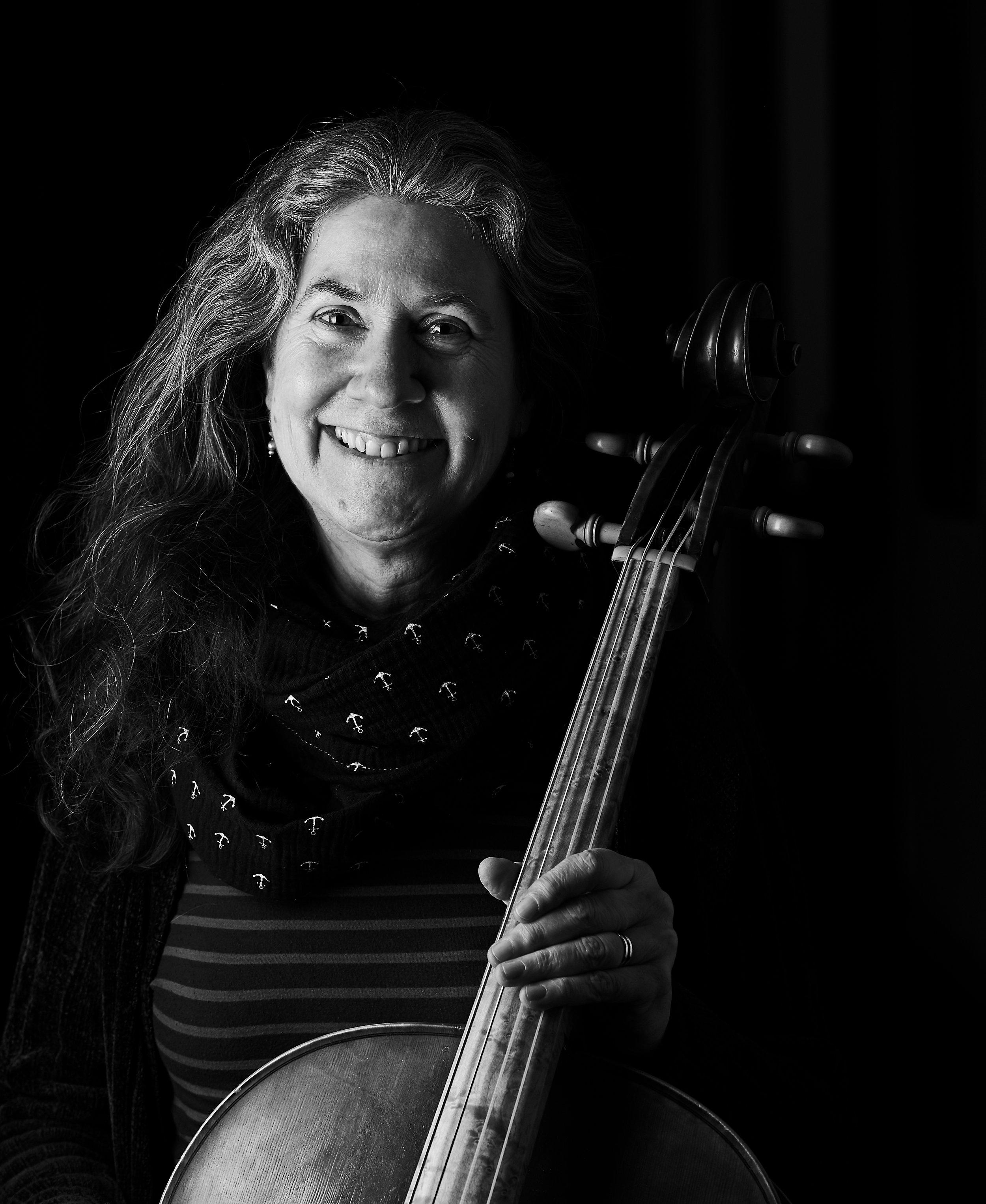 Heather Bills, Cello