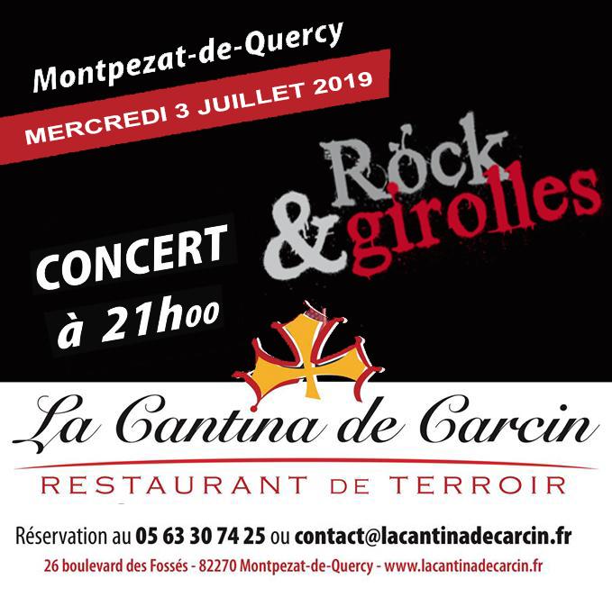 03 JUILLET : La Cantina de Carcin, Montpezat de Quercy (82) FR