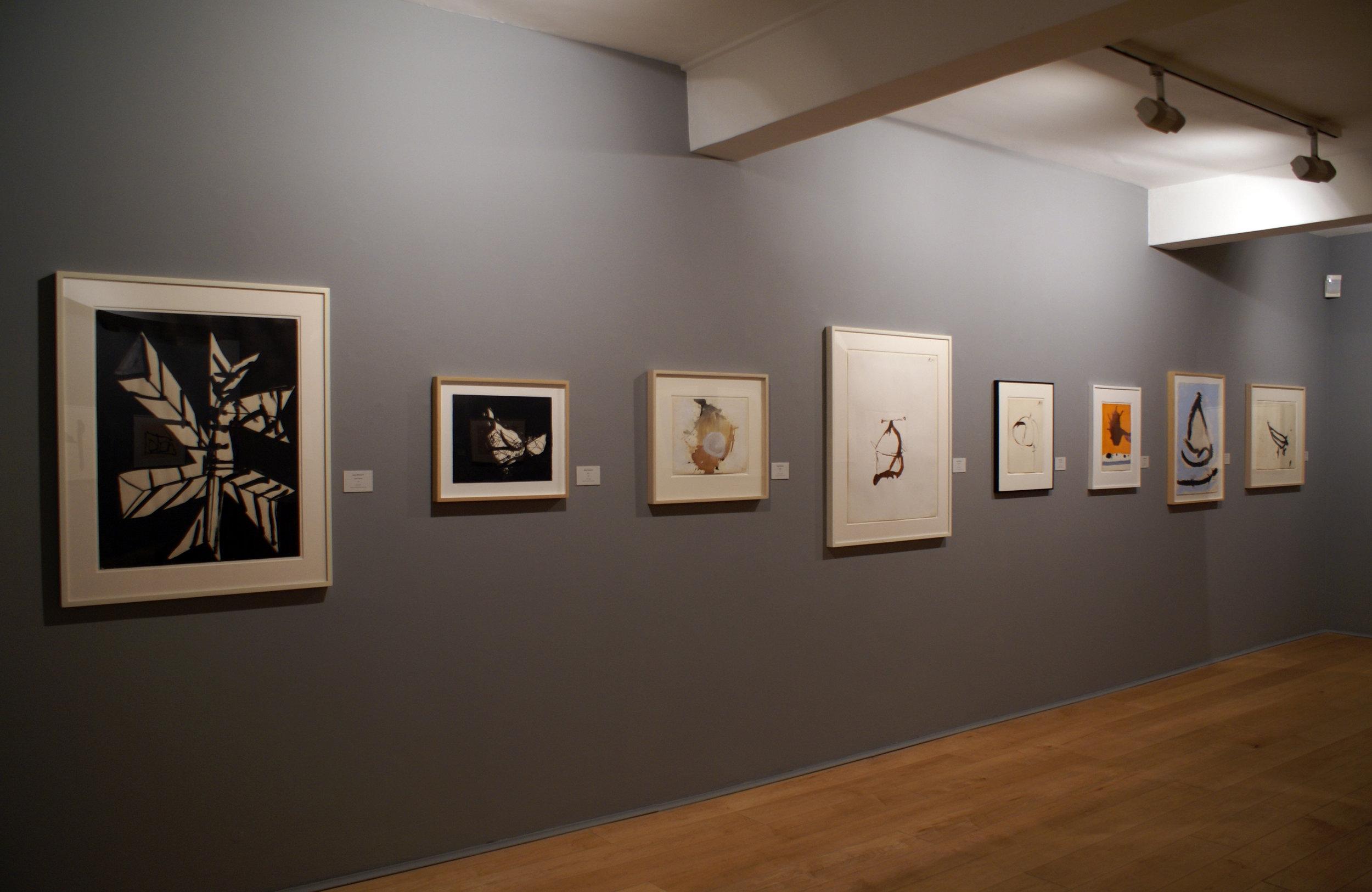 Robert Motherwell Works on Paper.44.JPG