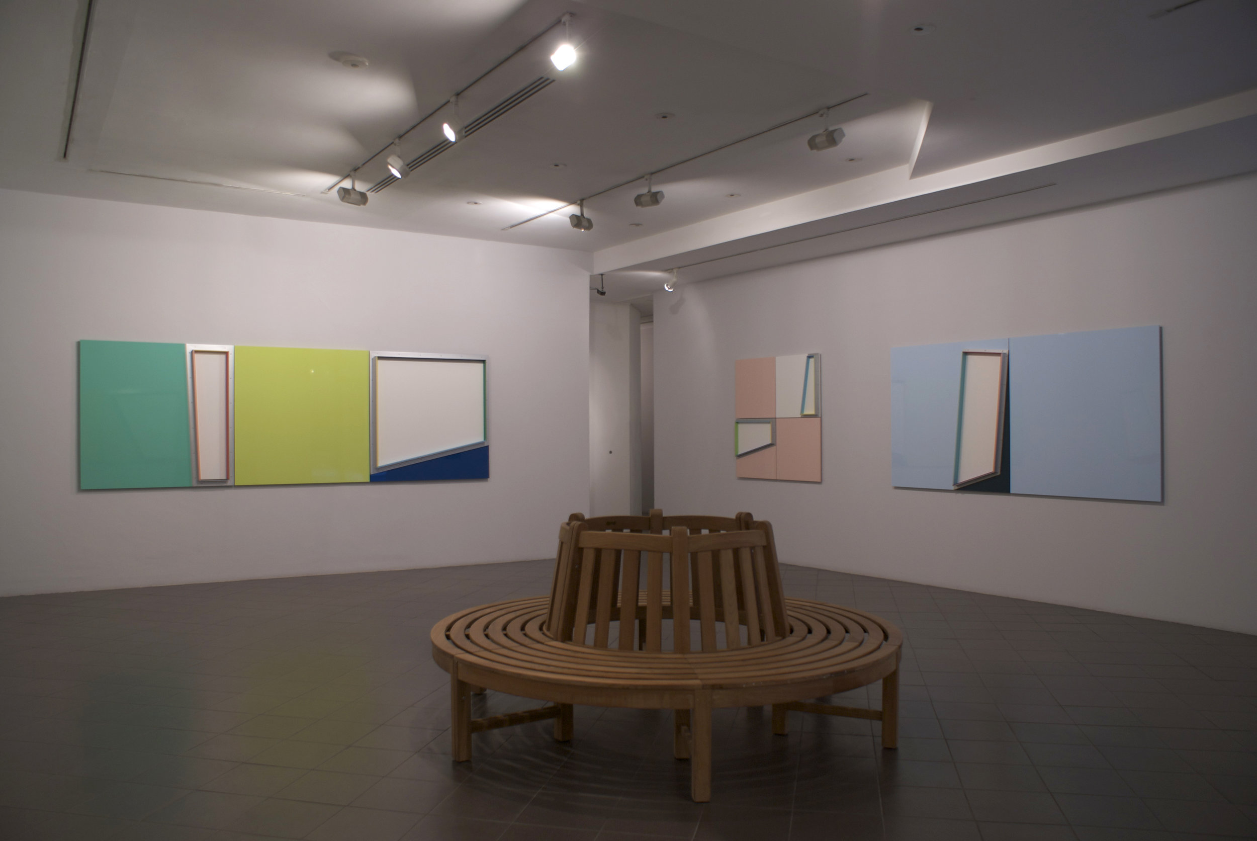 Vaux New Paintings Triptychs and Ovals 2010.2.jpg