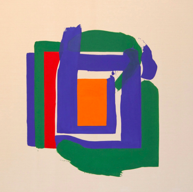 Marc VauxColour Edge to Edge: Paintings from the mid '60s - 4 May - 2 June
