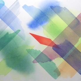 William Tillyer Season:The Watercolours - 9 April - 15 May