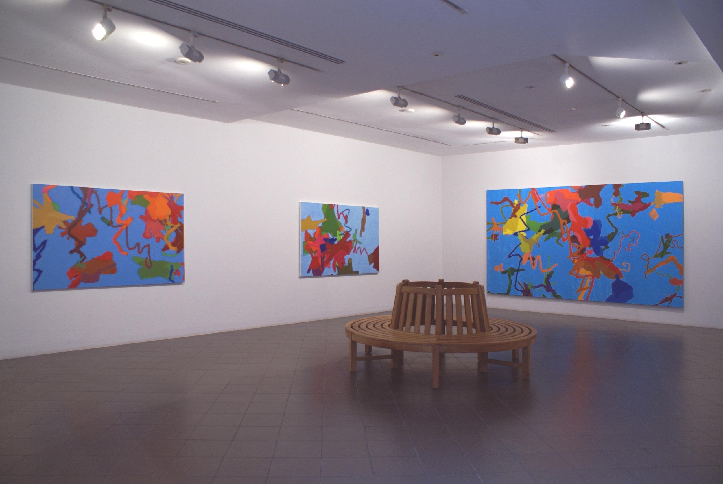 Cohen, Harold New Paintings 2011.1.JPG