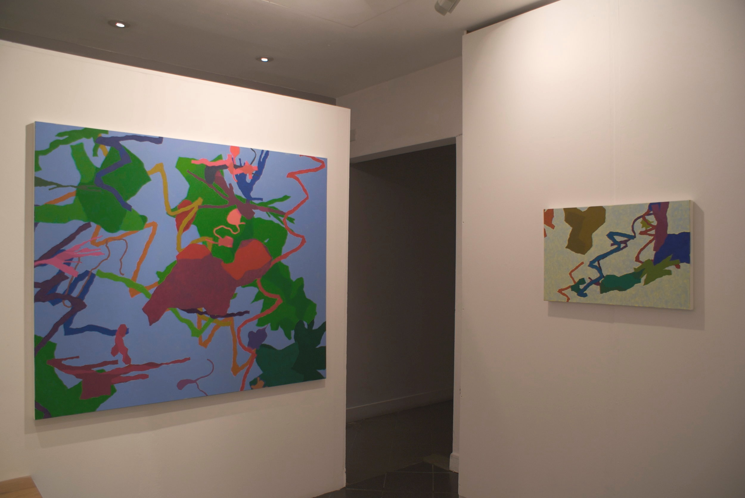 Cohen, Harold New Paintings 2011.14.jpg