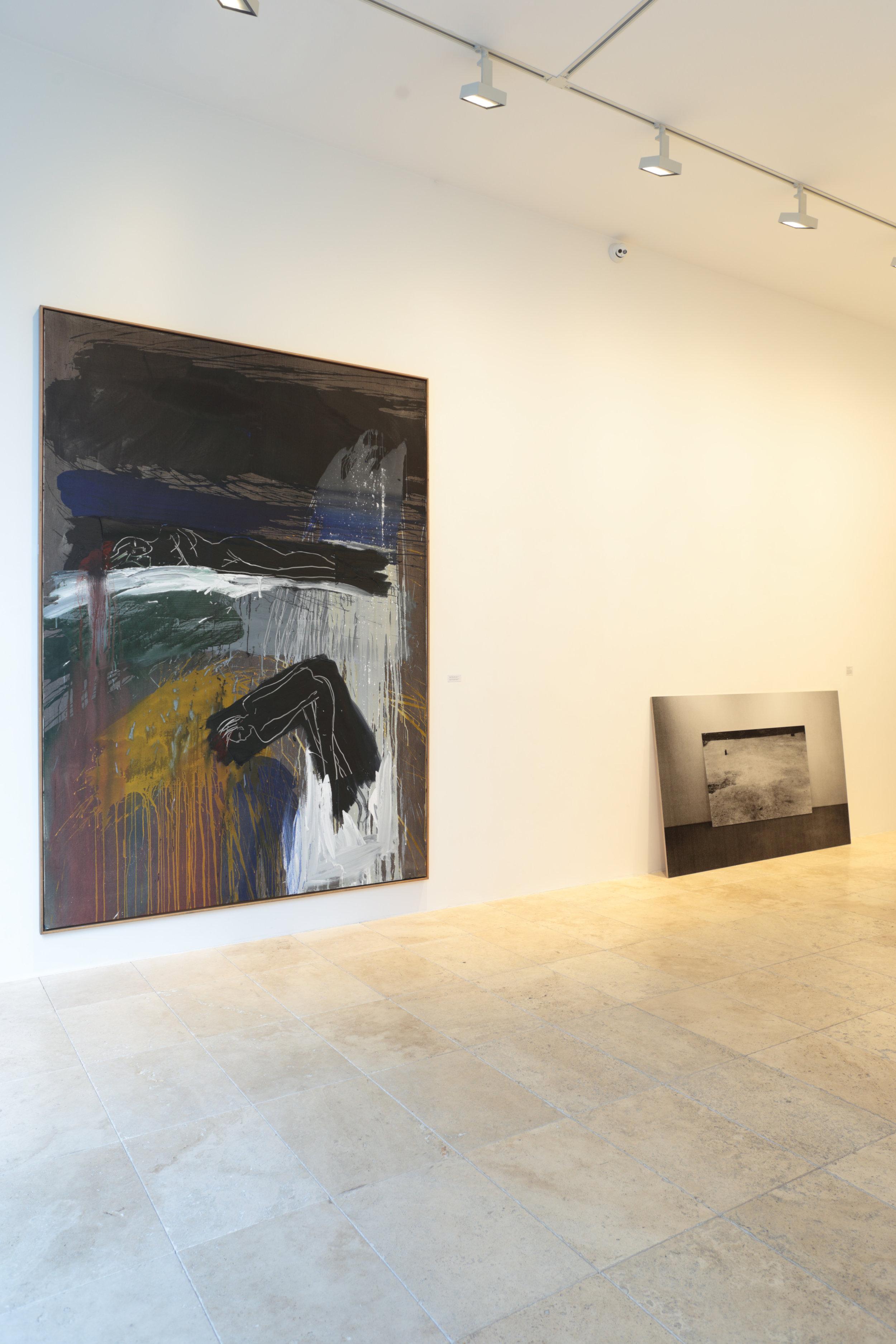 McLean, Bruce Five Decades of Sculpture 2019 Installation.13.jpg