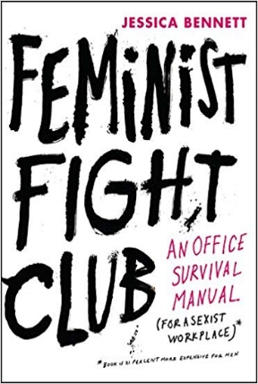 Feminist Fight Club     is   a humorous guide to navigating subtle sexism at work. Every month, the women meet to share sexist job frustrations and trade tips for how best to tackle them.