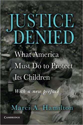 In  Justice Denied , Marci Hamilton discuses recent events that have brought the once-taboo subject of childhood sexual abuse to the forefront and proposes a comprehensive yet simple solution: eliminate the arbitrary statutes of limitation for childhood sexual abuse so that survivors past and present can get into court. Removing this merely procedural