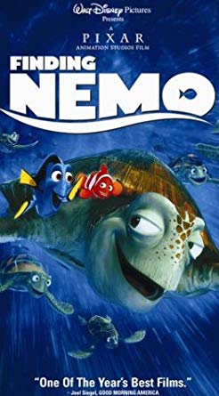 Finding Nemo  | A young clownfish is captured and taken to a dentist's office aquarium. It's up to Marlin, his father, and Dory, a friendly but forgetful regal blue tang fish, to make the epic journey to bring Nemo home from Australia's Great Barrier Reef.