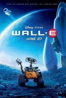 Wall-E  | The story of a robot designed to clean up a polluted Earth