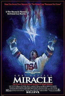 Miracle on Ice  | The true story of a player-turned-coach who led the Olympic hockey team.