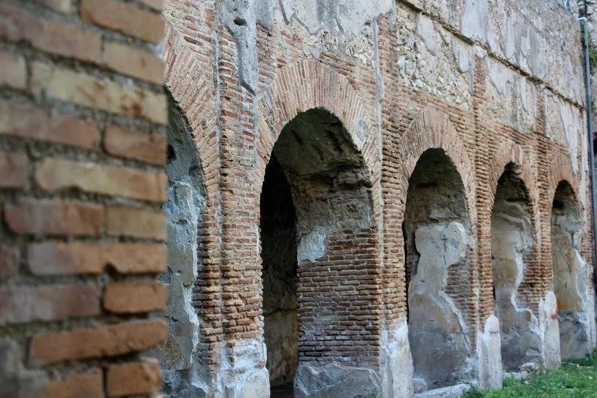 Villa Romana ... free of charge to explore!