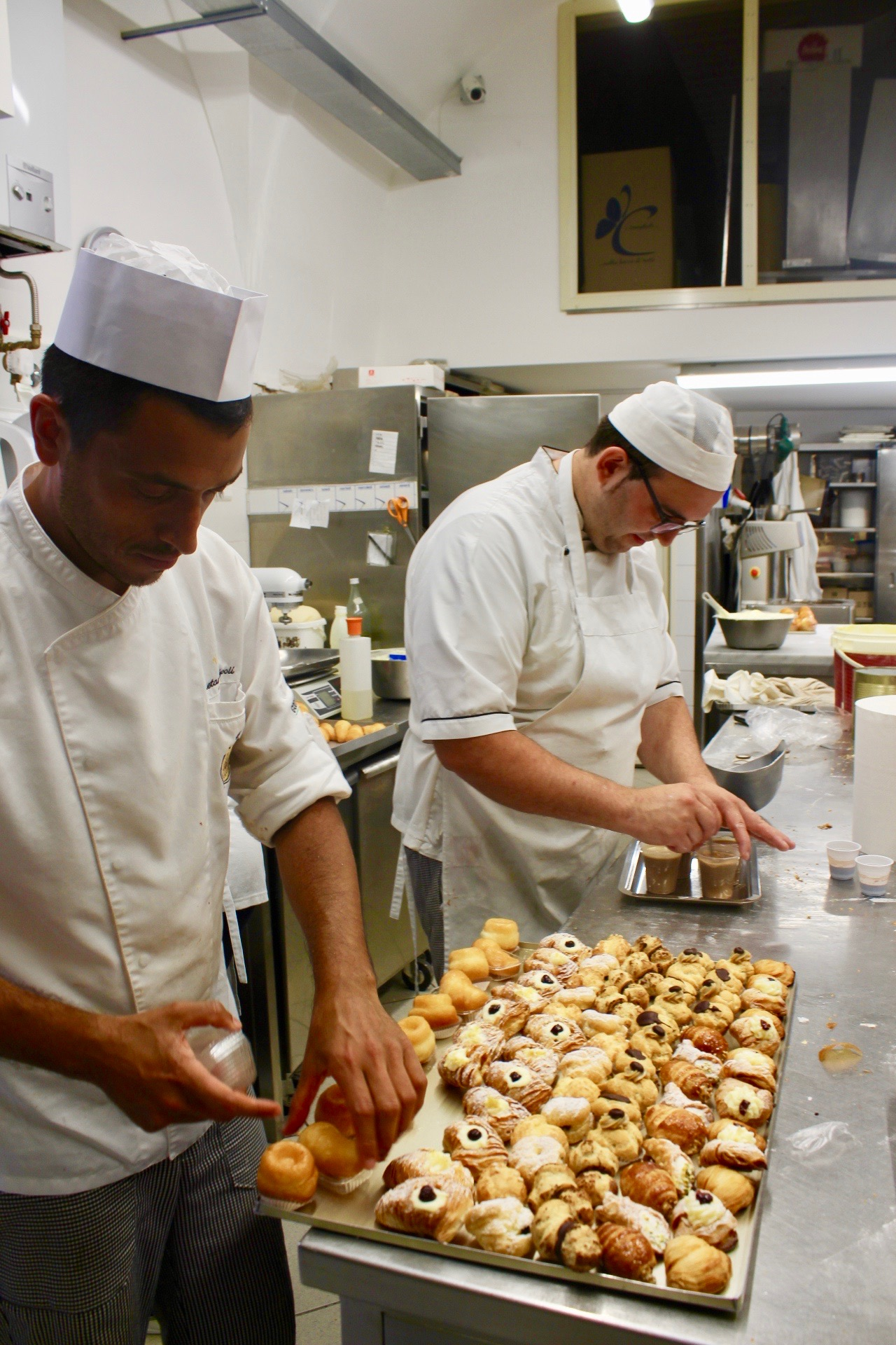Andrea Pansa bakery, sneak peek!