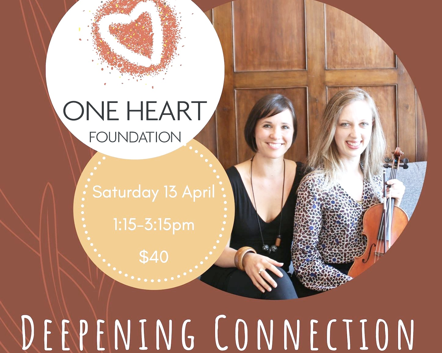 Deepening Connection with Ingrid Jolley and Isabel Hede