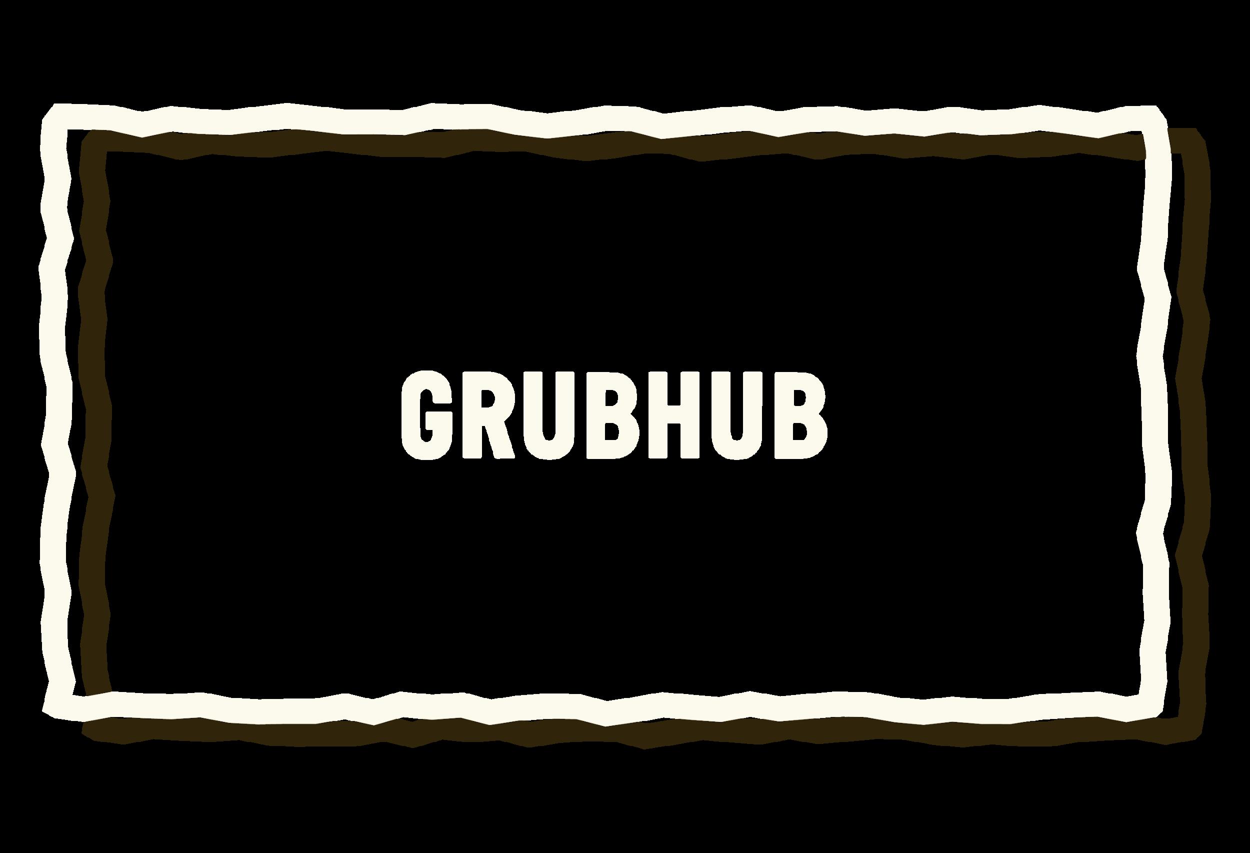 grubhub rotombo logo order now