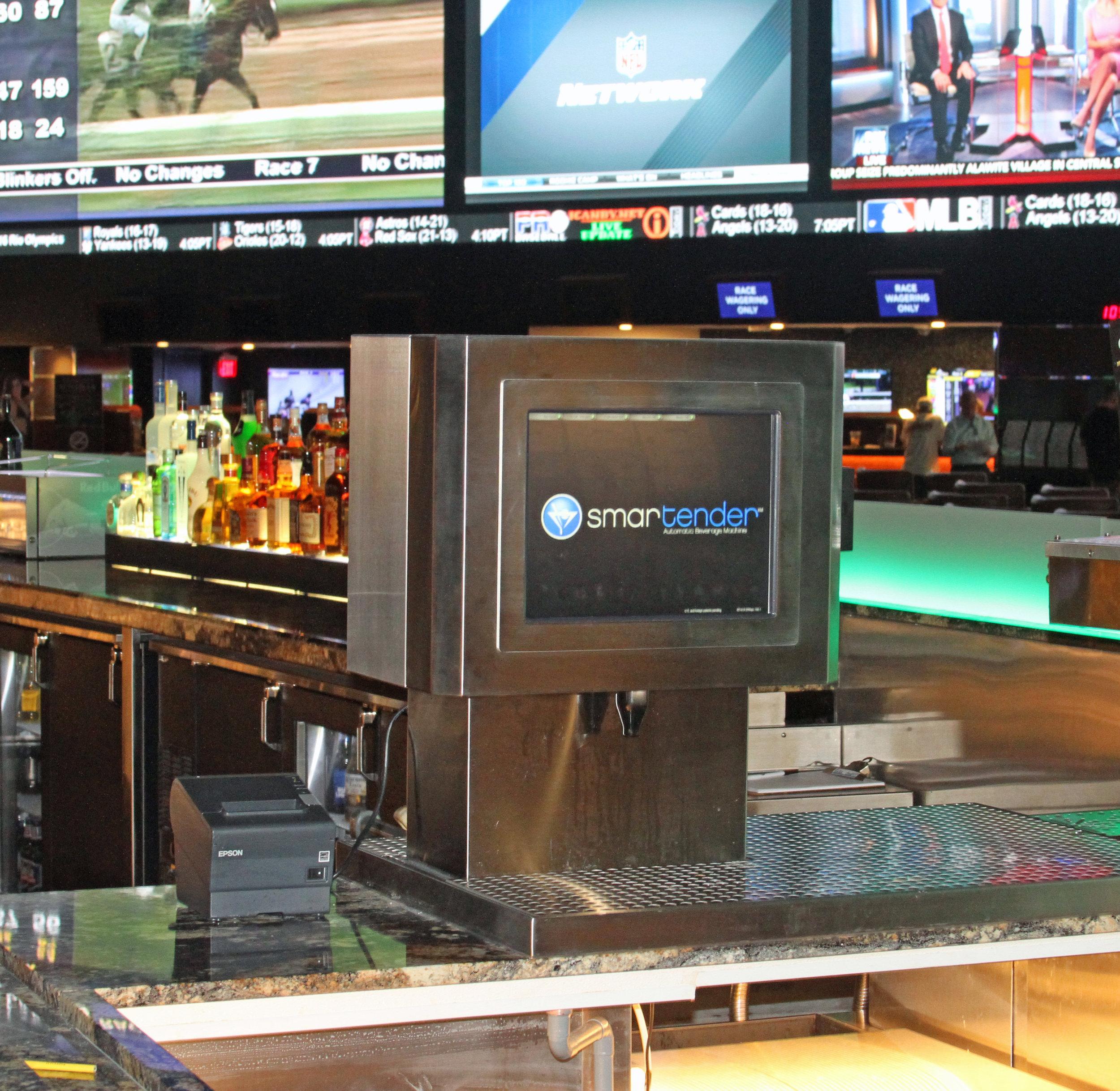 Westgate Resort and Casino, Las Vegas NV, FOH Sports Book Service Bar