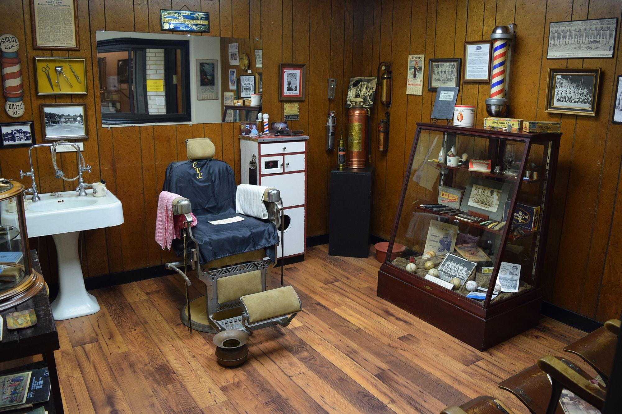 Burkemont Barber Shop
