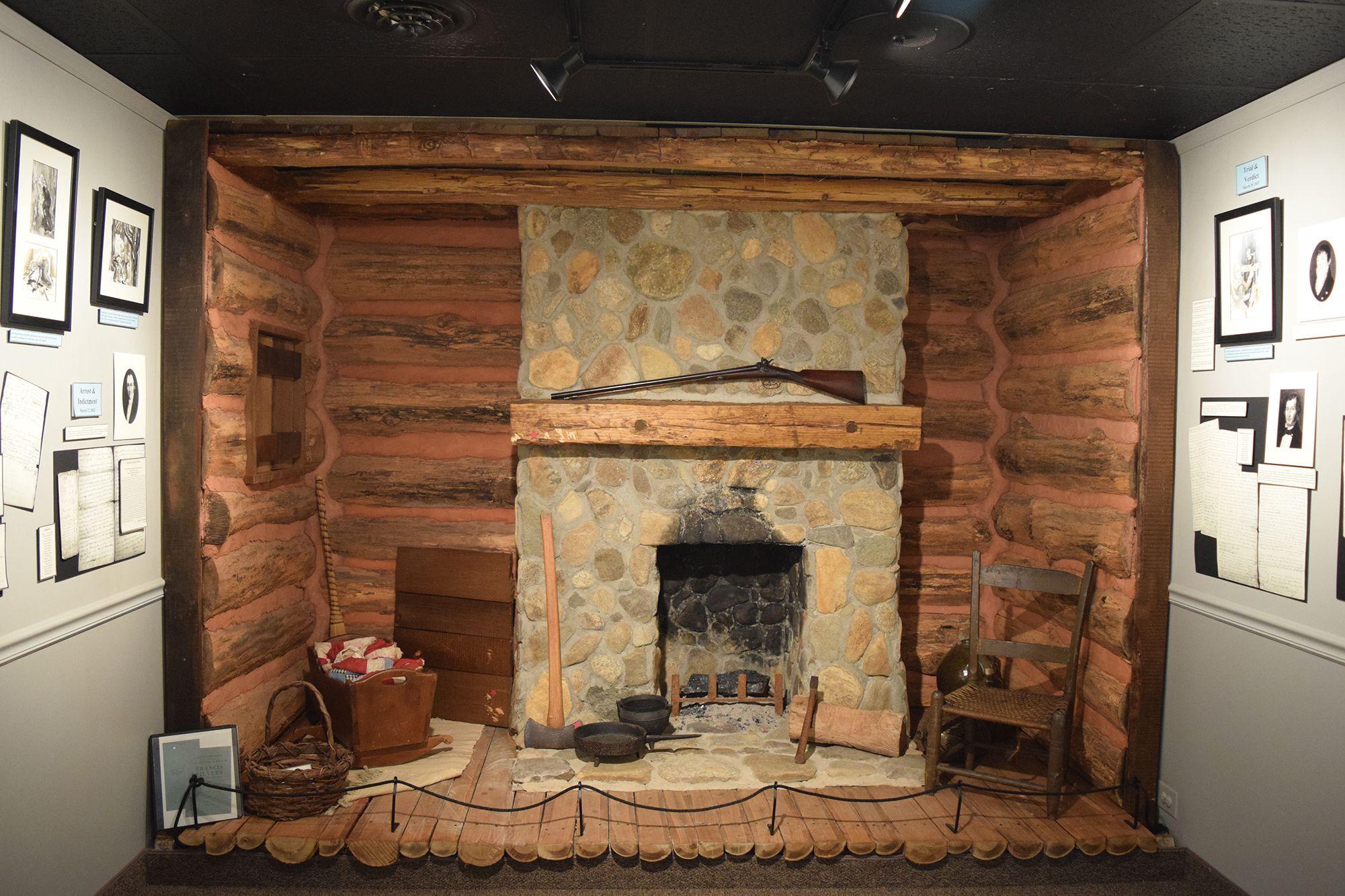 Frankie Silver's Cabin