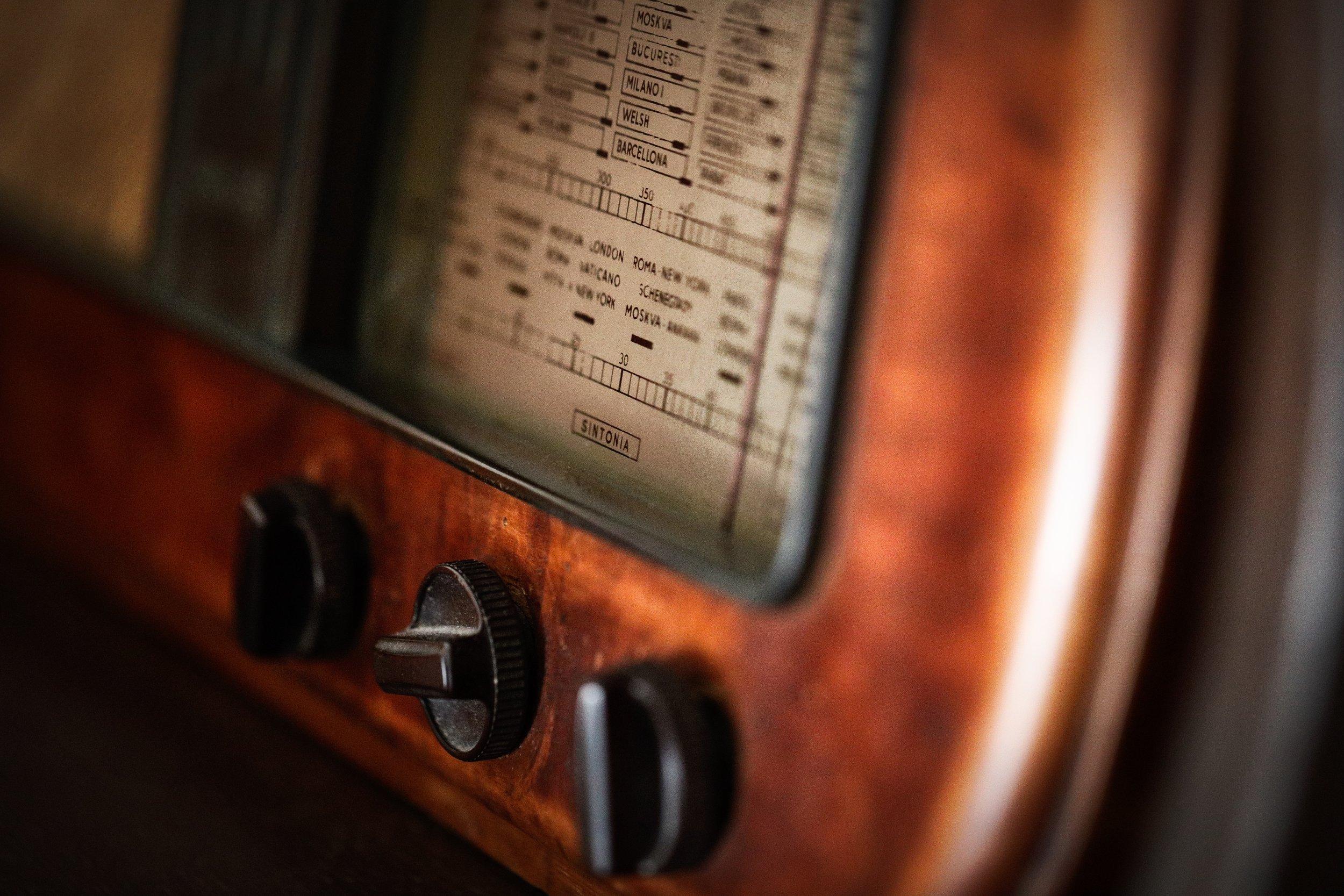 LISTEN TO ELM STREET BAPTIST CHURCH ON THE RADIO - Sundays at 10:45 AMon WXAM 103.9Listen to past sermons HERE.