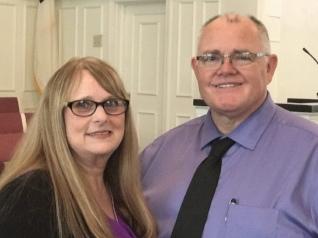 Pastor Charlie & Sharon Allen