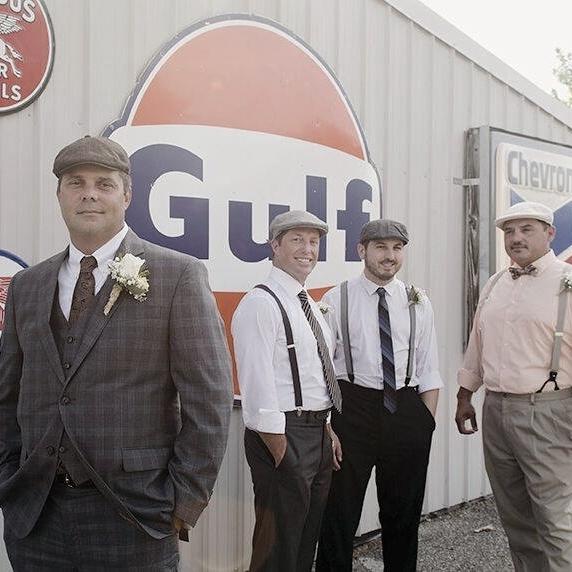 groom's cabin -