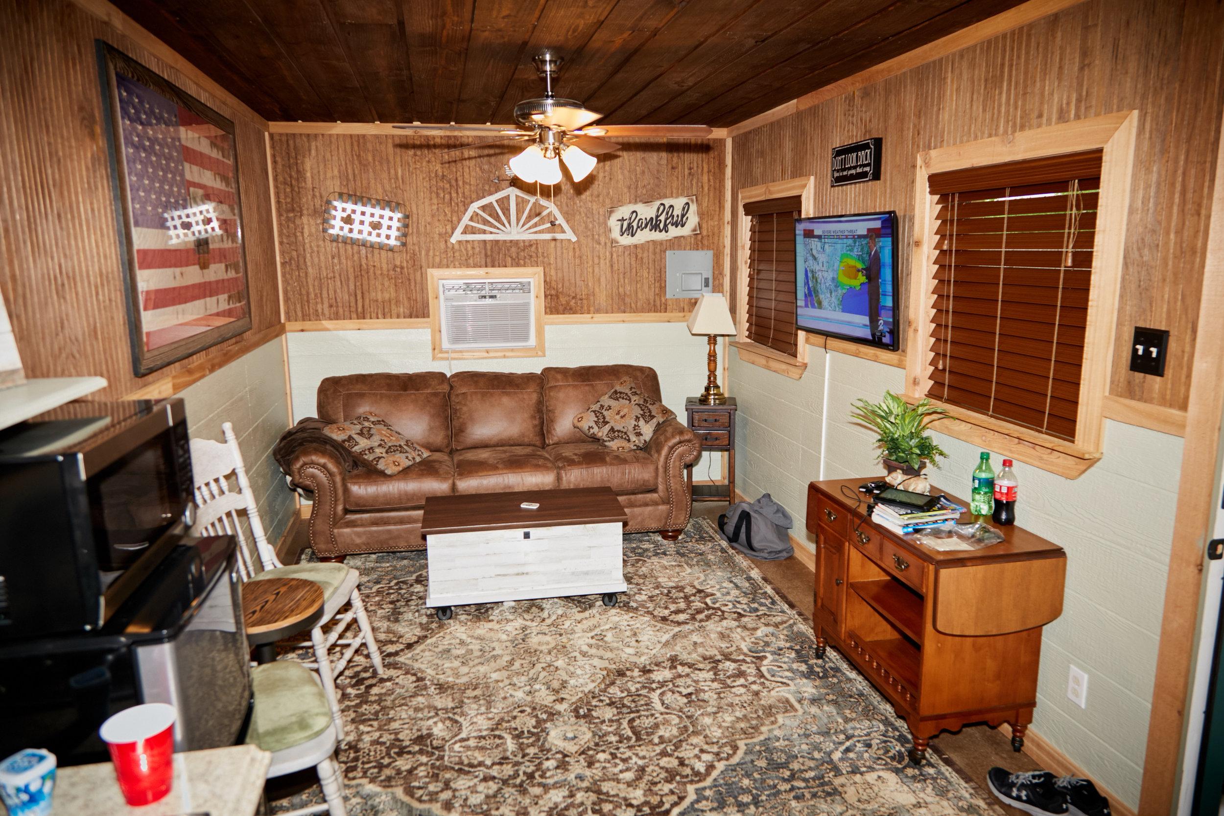 Groom's Cabin Rustic Wedding Venue
