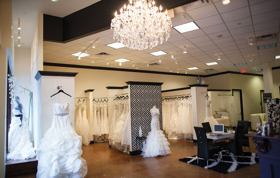 Wedding Dress Boutiques for that Glamorous H-Town Bride