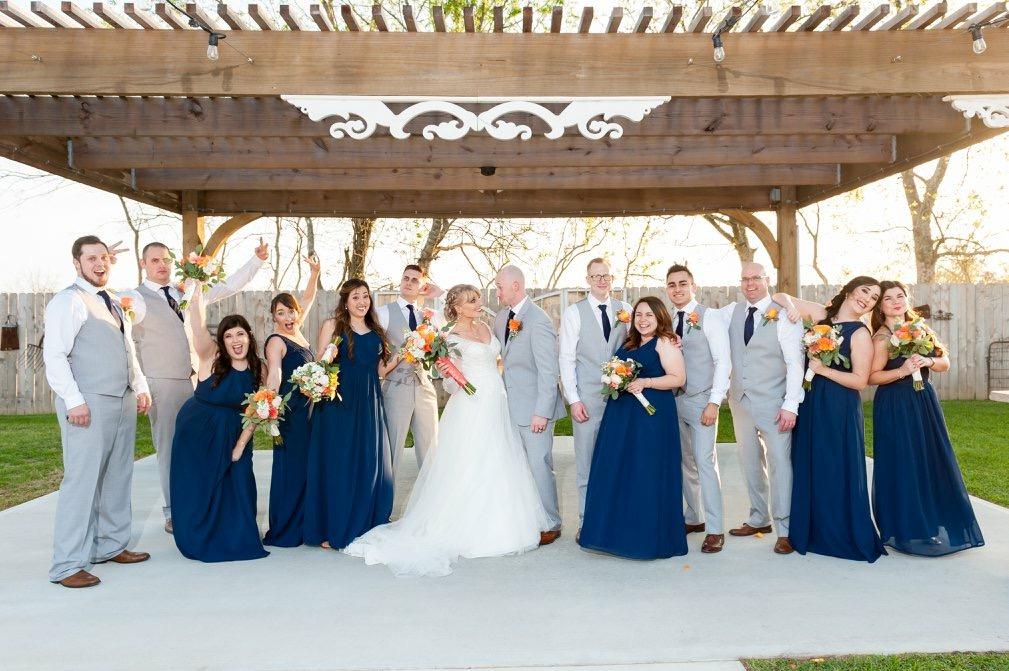 Houston Wedding under 10k