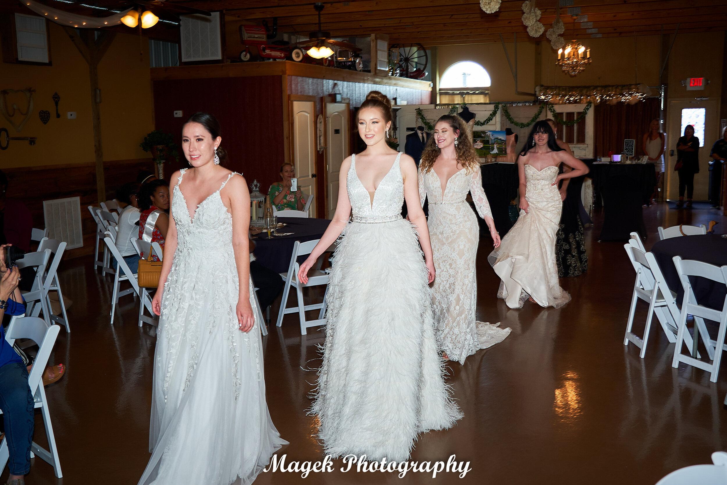 Jill's Fashions & Bridals Fashion Show