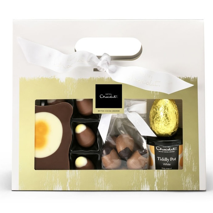 Win a Easter goody bag from Hotel Chocolat
