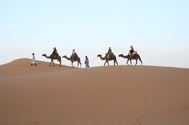Buying a property when in the Moroccan desert