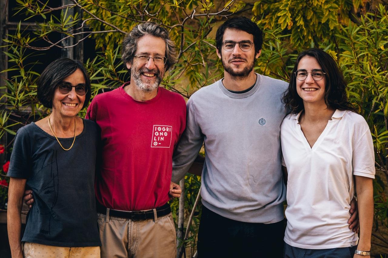 La Casaccia family.JPG