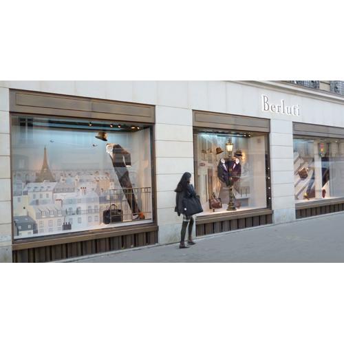 Berluti - rue de Sèvres - Paris