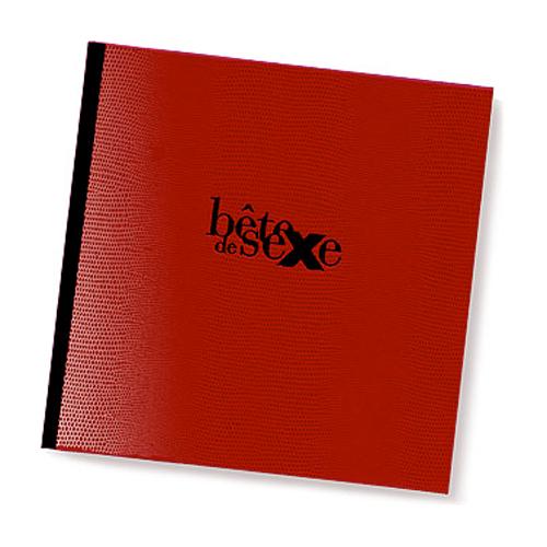 Bête de Sexe, Port-Folio, éditions Aplanos. 2003