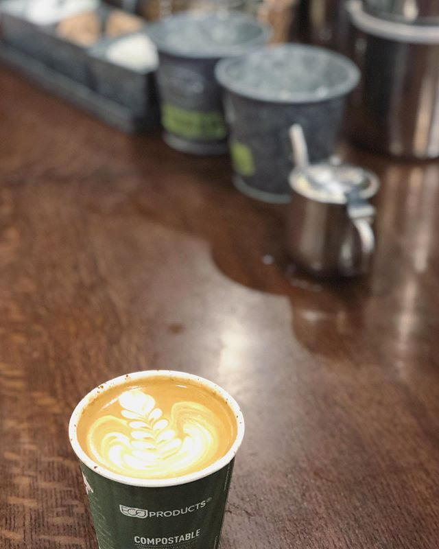 Where is your day going? #betterwithcoffee #compostable #coffeetime #latte #organicdairy #midwestmoment #stpaulmn
