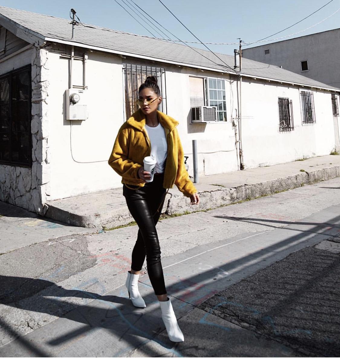 Shay Mitchell / Styled by Natalie Hoselton / Lifestyle
