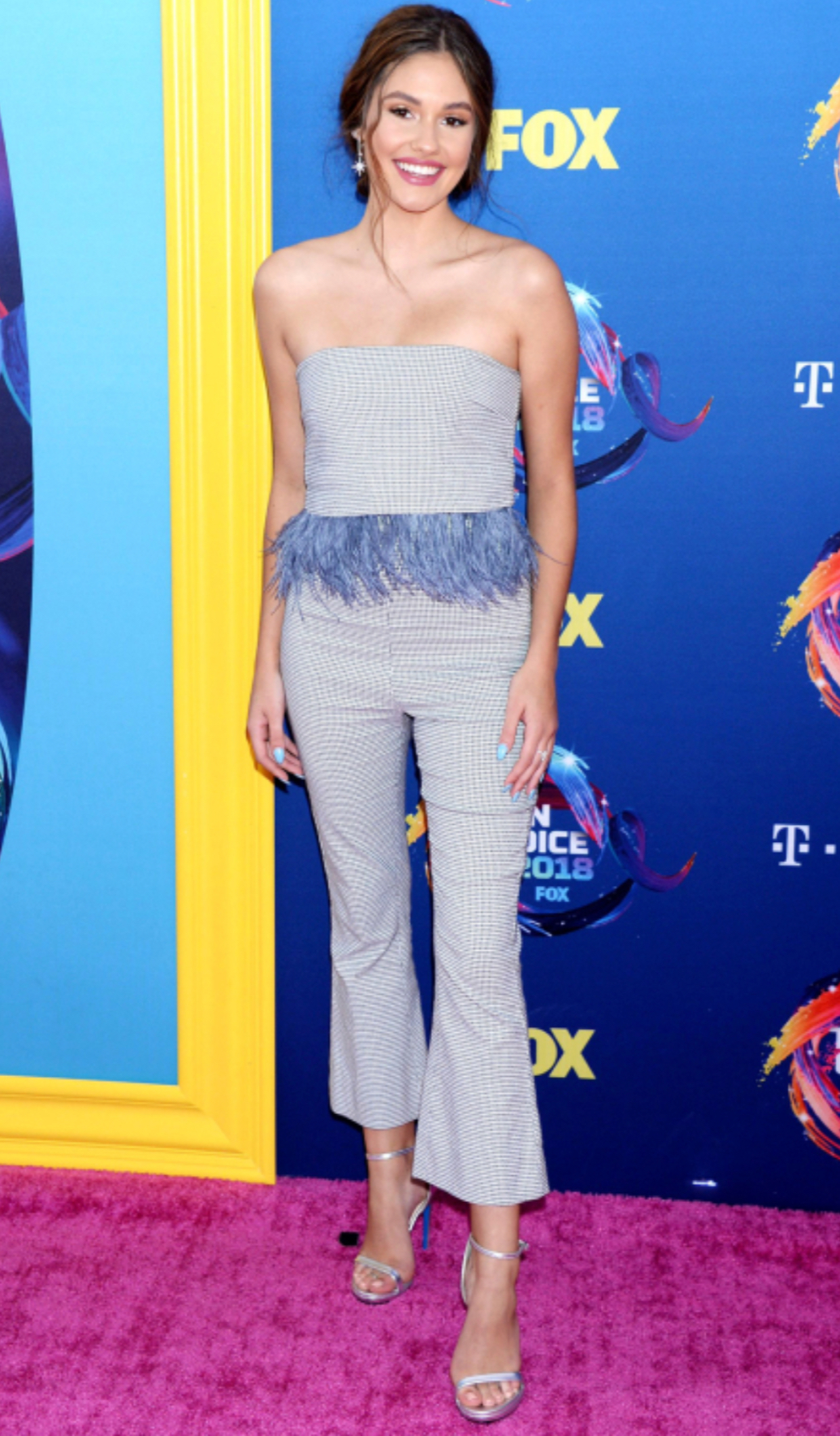 Ronni Hawk for 2018 Teen Choice Awards / Styled by Natalie Hoselton / Red Carpet