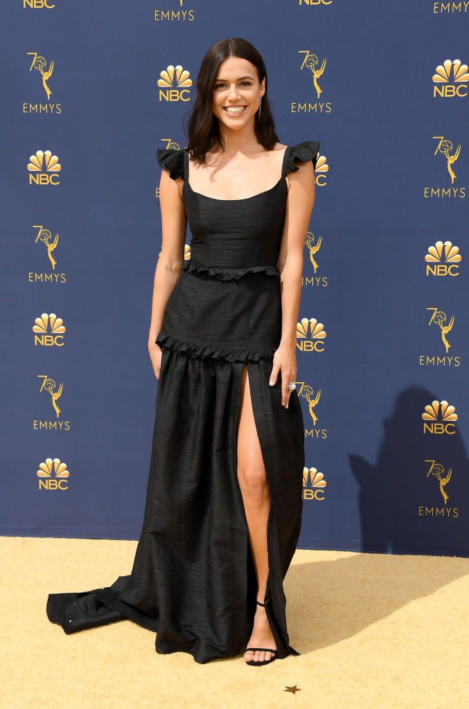 Nina Kiri for 2018 Emmy's / Styled by Natalie Hoselton / Red Carpet/ Vogue's Best Dressed