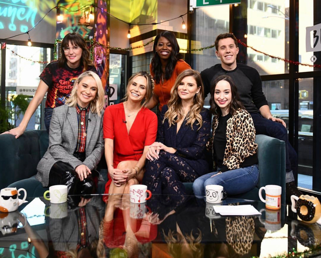 The LadyGang for AOL Build Series