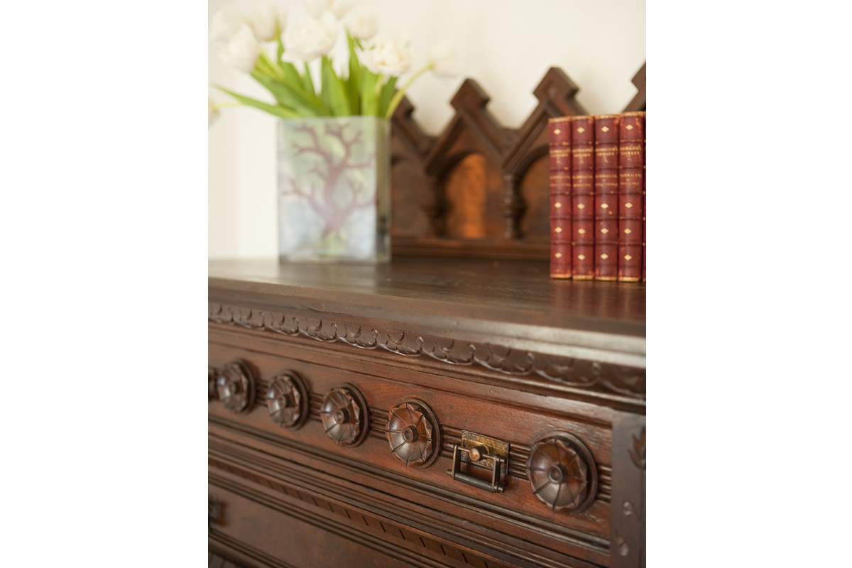 Contemporary Tudor Master bedroom chest detail.jpg
