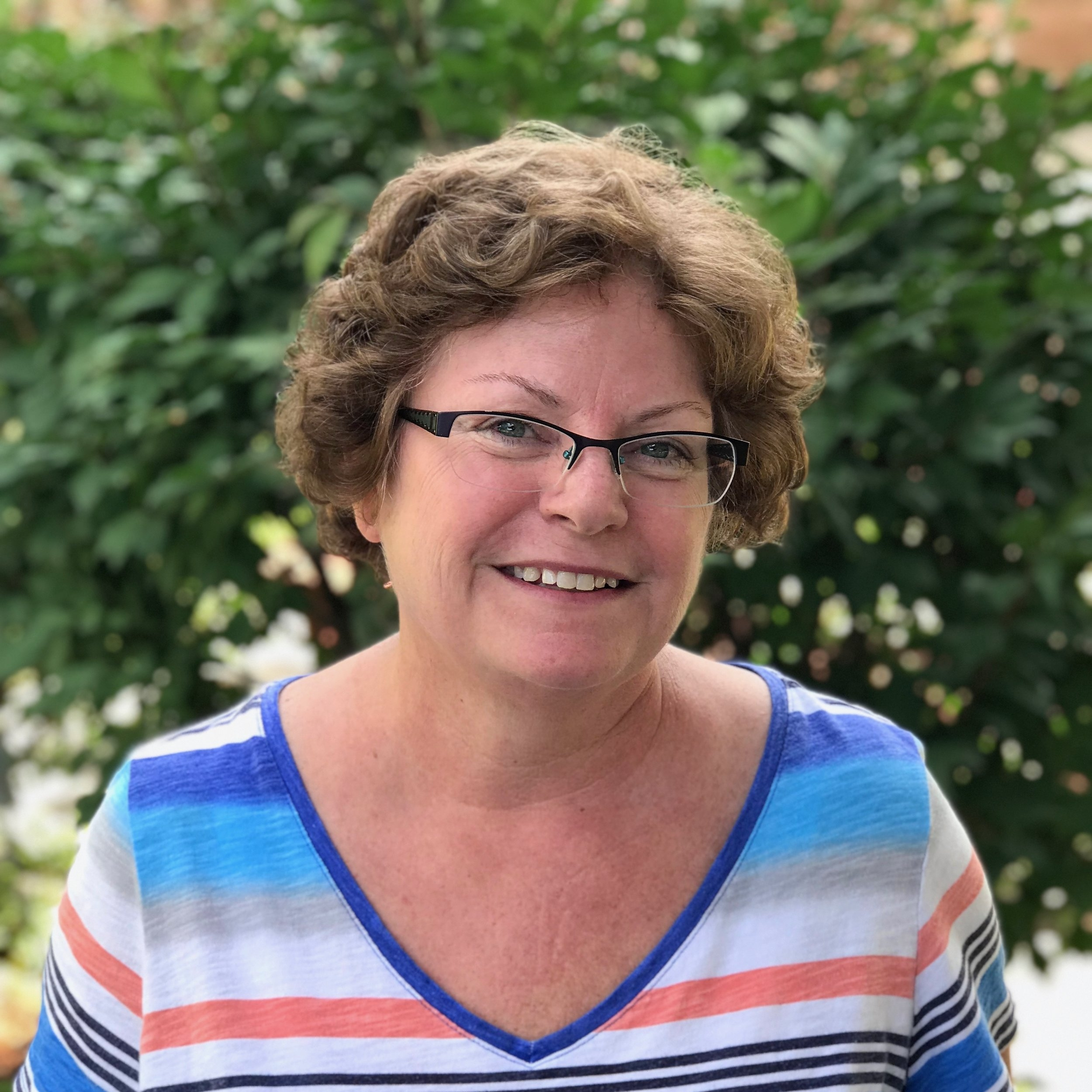 Mrs. Ruth Giefer -5th Grade Teacher  rgiefer@stjeromeschool.org  I'm so excited to be the 5th grade classroom teacher this year. This is my 6th year here at St. Jerome. I have been teaching for 20 years in a variety of grades in Minnesota including 10 years in Southern California. I also served as assistant principal for 5 years at St. Hyacinth Academy in San Jacinto, CA. I graduated with a B.S. in Elementary Education from the University of Wisconsin, River Falls, and went on to earn my Master's Degree in Reading Instruction and Curriculum Development. I'm looking forward to a great year.