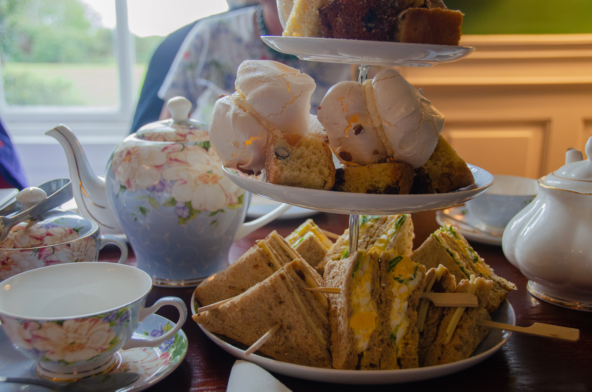 Afternoon Tea-Islay House
