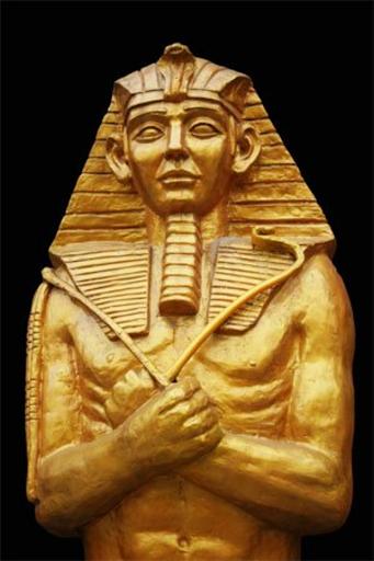 Statue of Ramses II (   Source   )