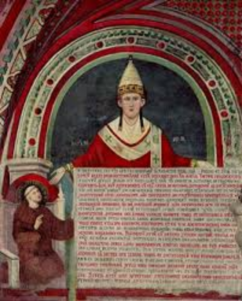 Pope Innocent III denounced plastic surgery as witchcraft. (   Source   )