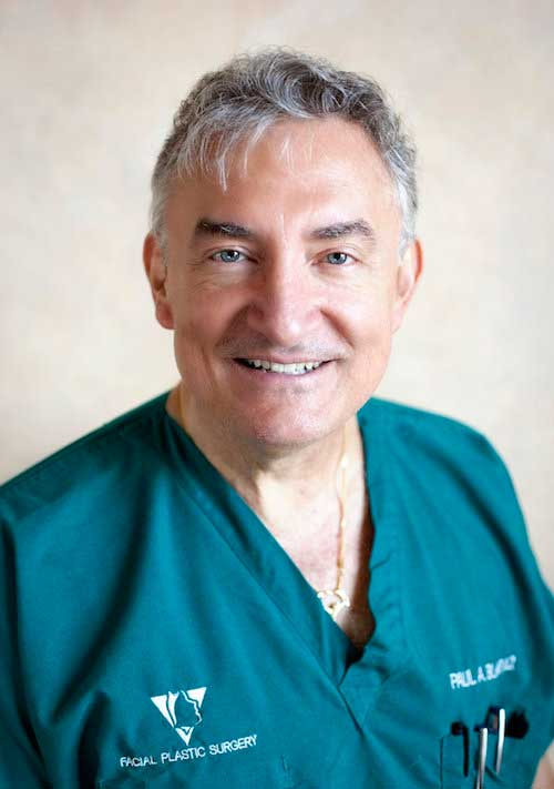 Dr. Paul Blair reports an increase in middle-class patients. ( Source )