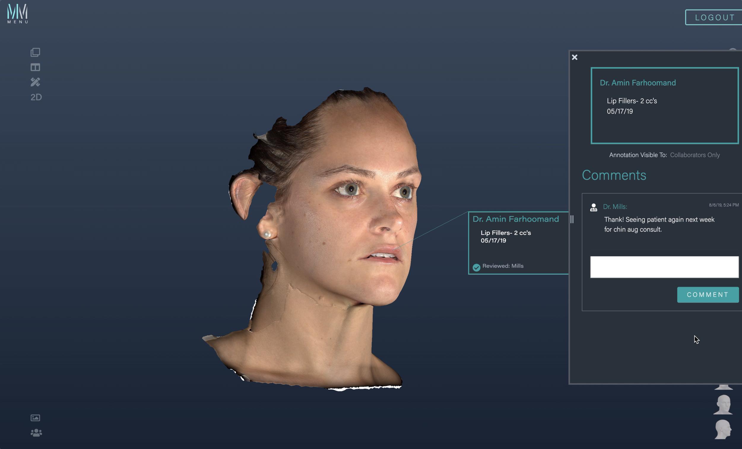 MirrorMe Referral Platform