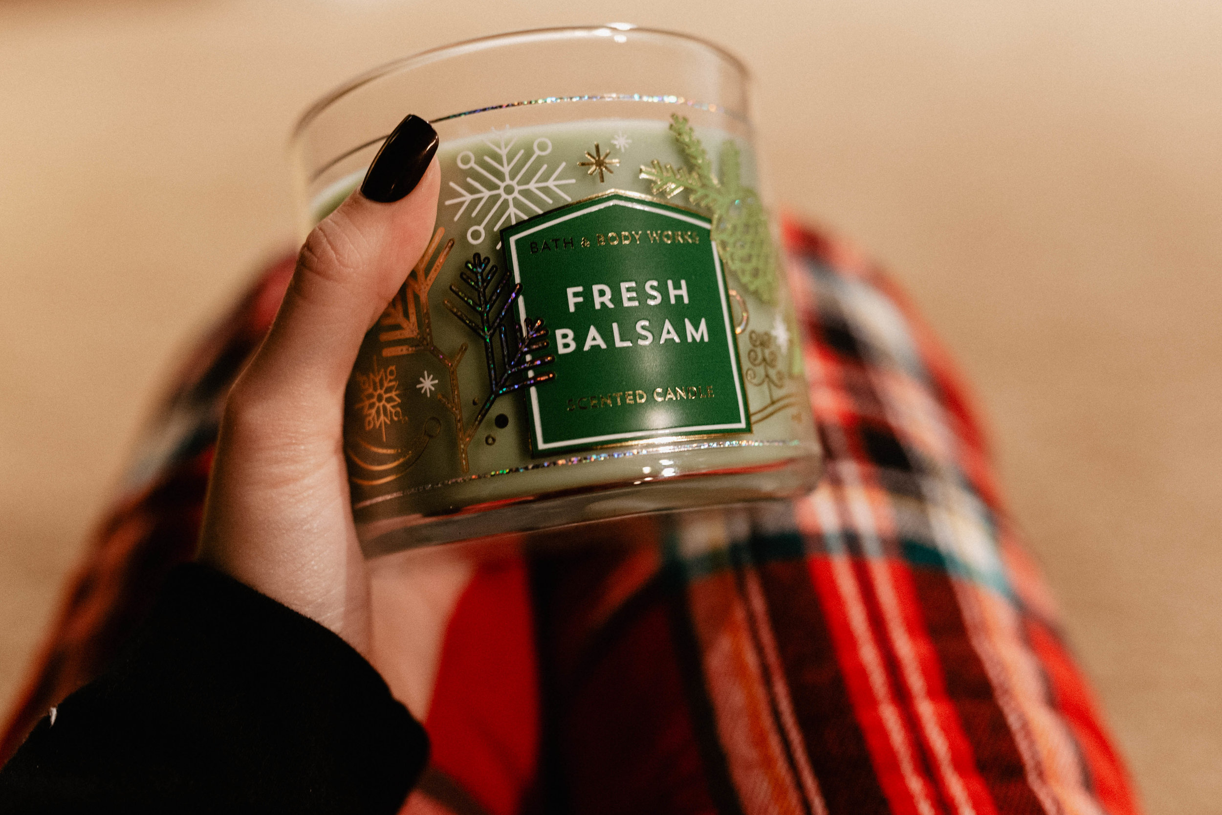 FRESH BALSAM - This one is my favorite out of the entire bunch. It smells like you literally just went and chopped down a tree and freshly put it into your home, and then it slapped you in the face a little just so you remember it's there, but like, in a good way. Highly recommend this one to my people out there who are sensitive to vanilla (like my mom) and floral (like myself), this one doesn't bother me and I'm pretty sure won't bother her. It strictly smells like nature and it's amazing.