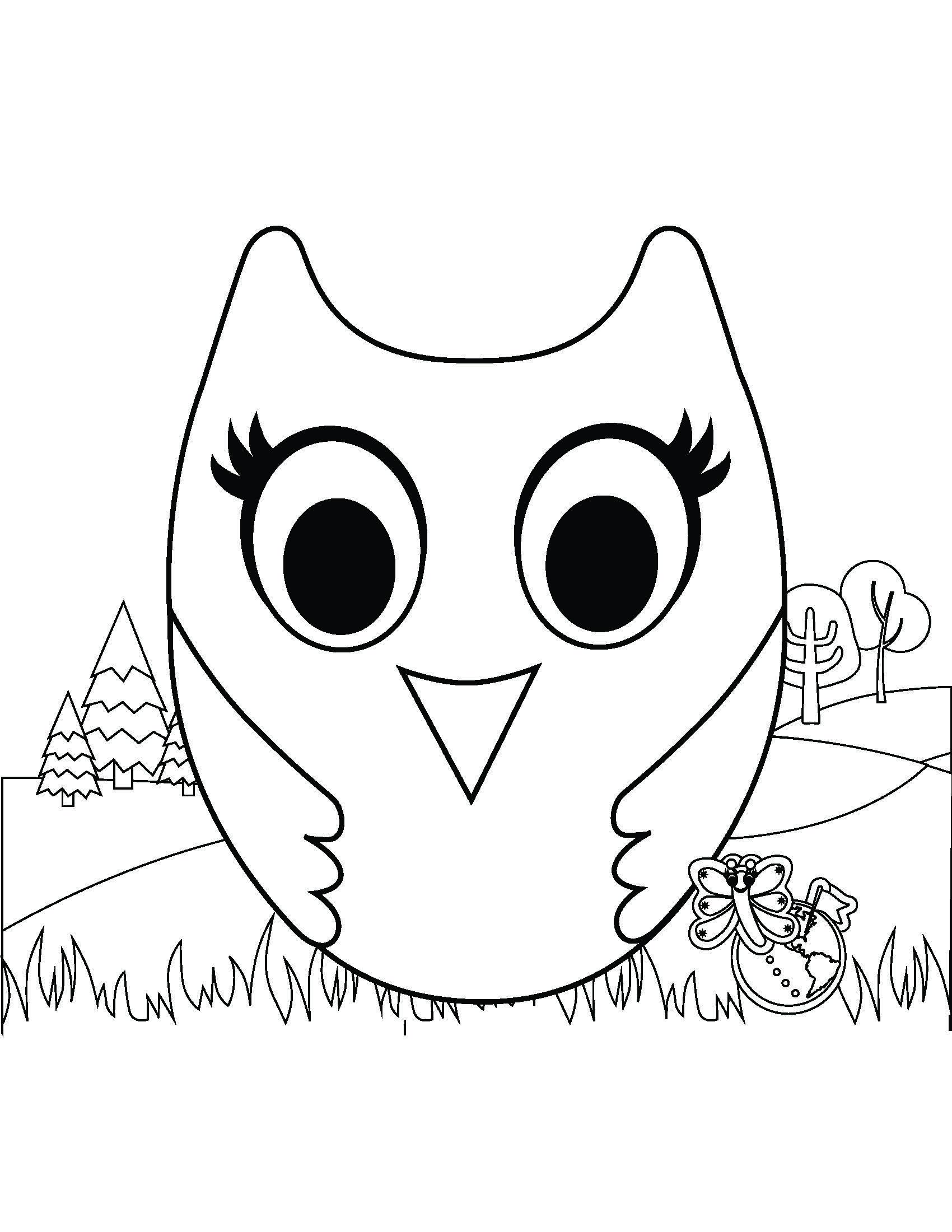 Hannah the Owl